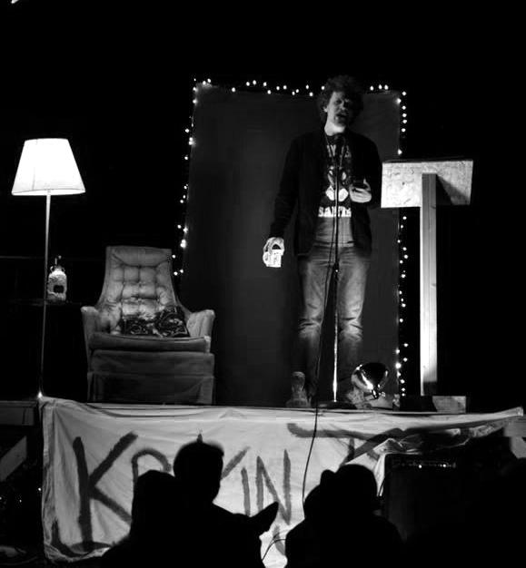 "Carter Roux's epic 45-minute bomb at Krakin V, the ""Lost Krakin."""