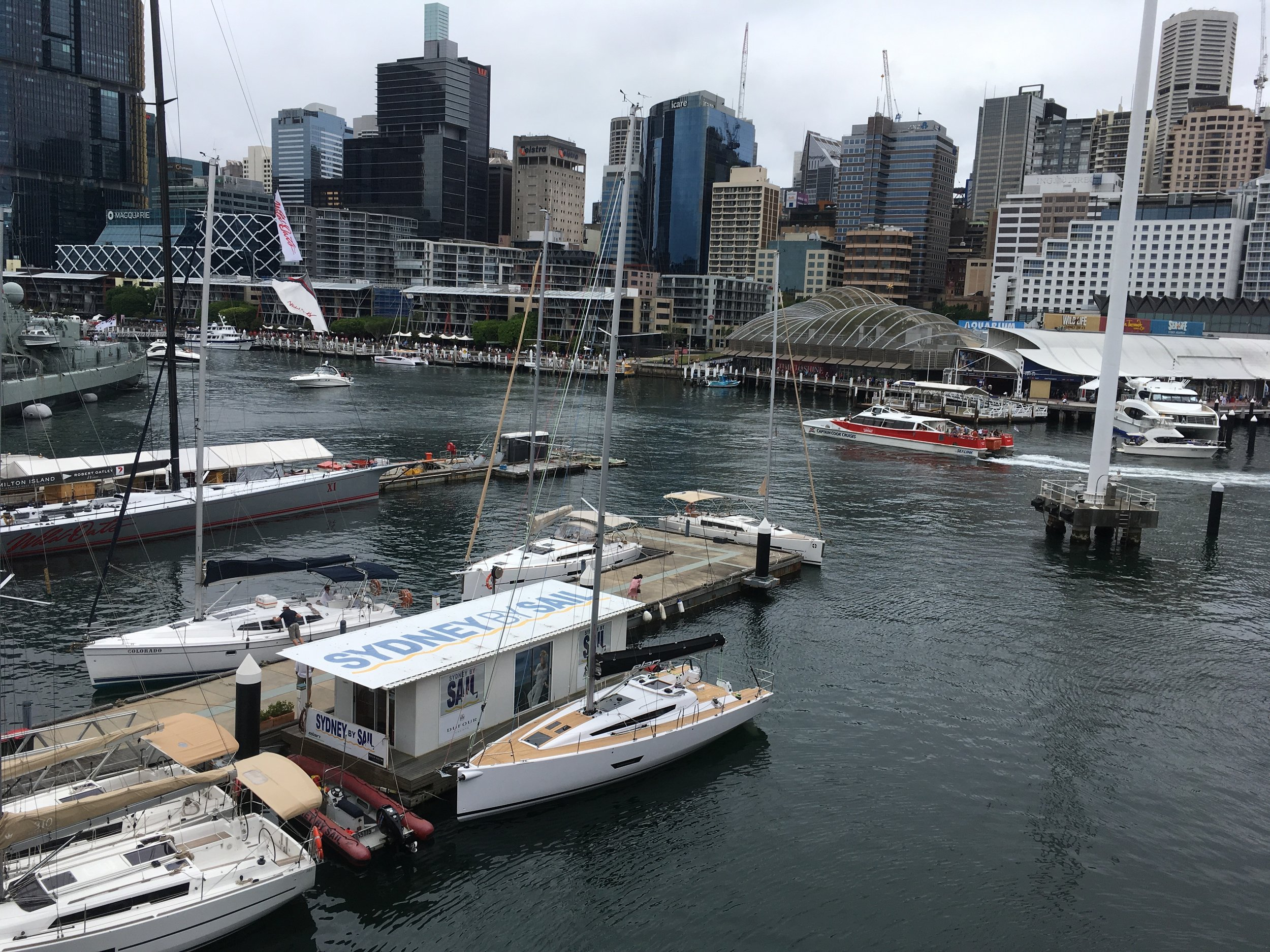 Darling Harbour #2.
