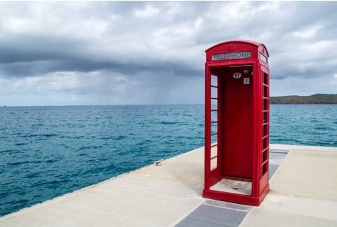 phonebox on a deck.JPG