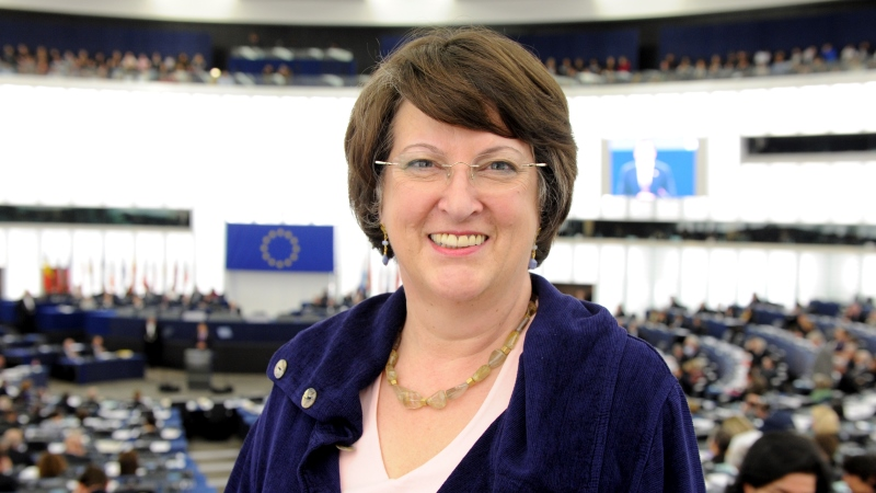Catherine Bearder - SouthEast and EU and ALDE liaison