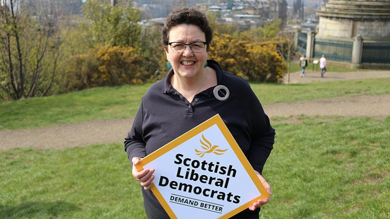 Sheila Ritchie - Scotland