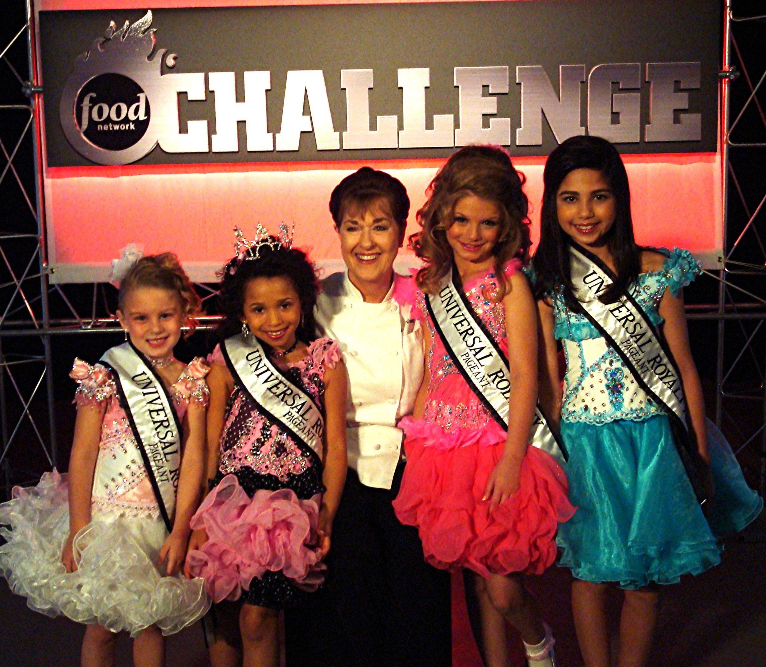 Food Challenge TV Show