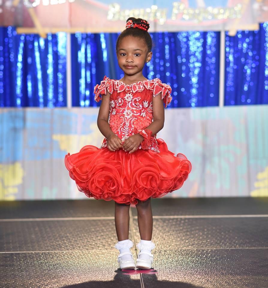 Little Miss Beauty Pageants