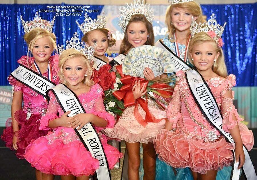 Beauty Pageant Winners