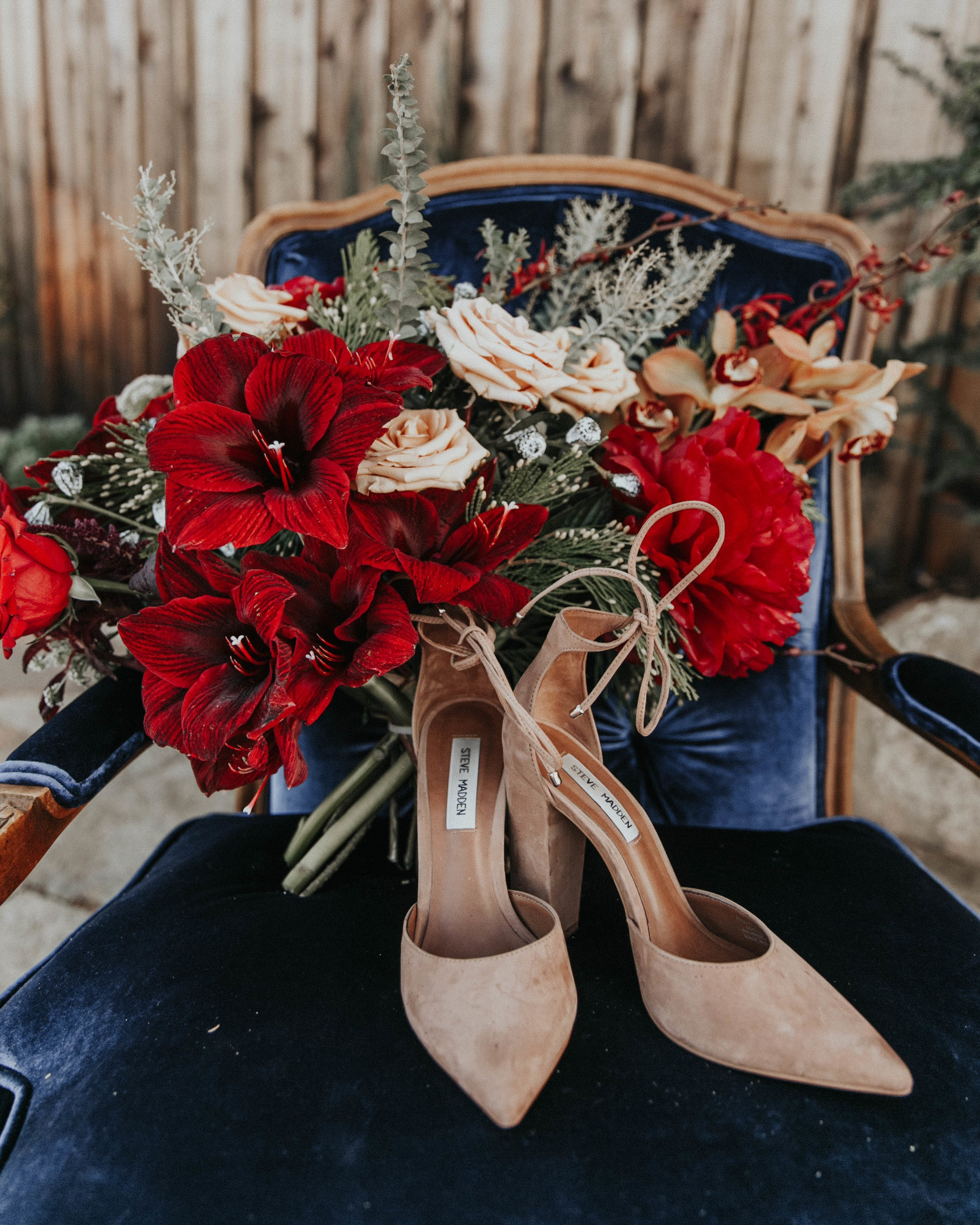 Styled shoot with forever blushing events -