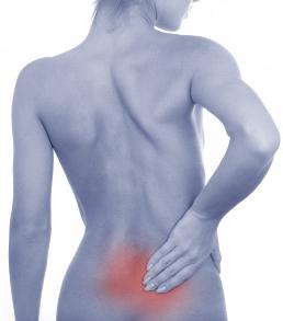 Dor nas costas - Lombalgia