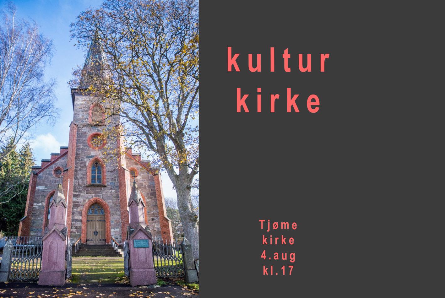 KULTURKIRKE - FOR EN DAG! -