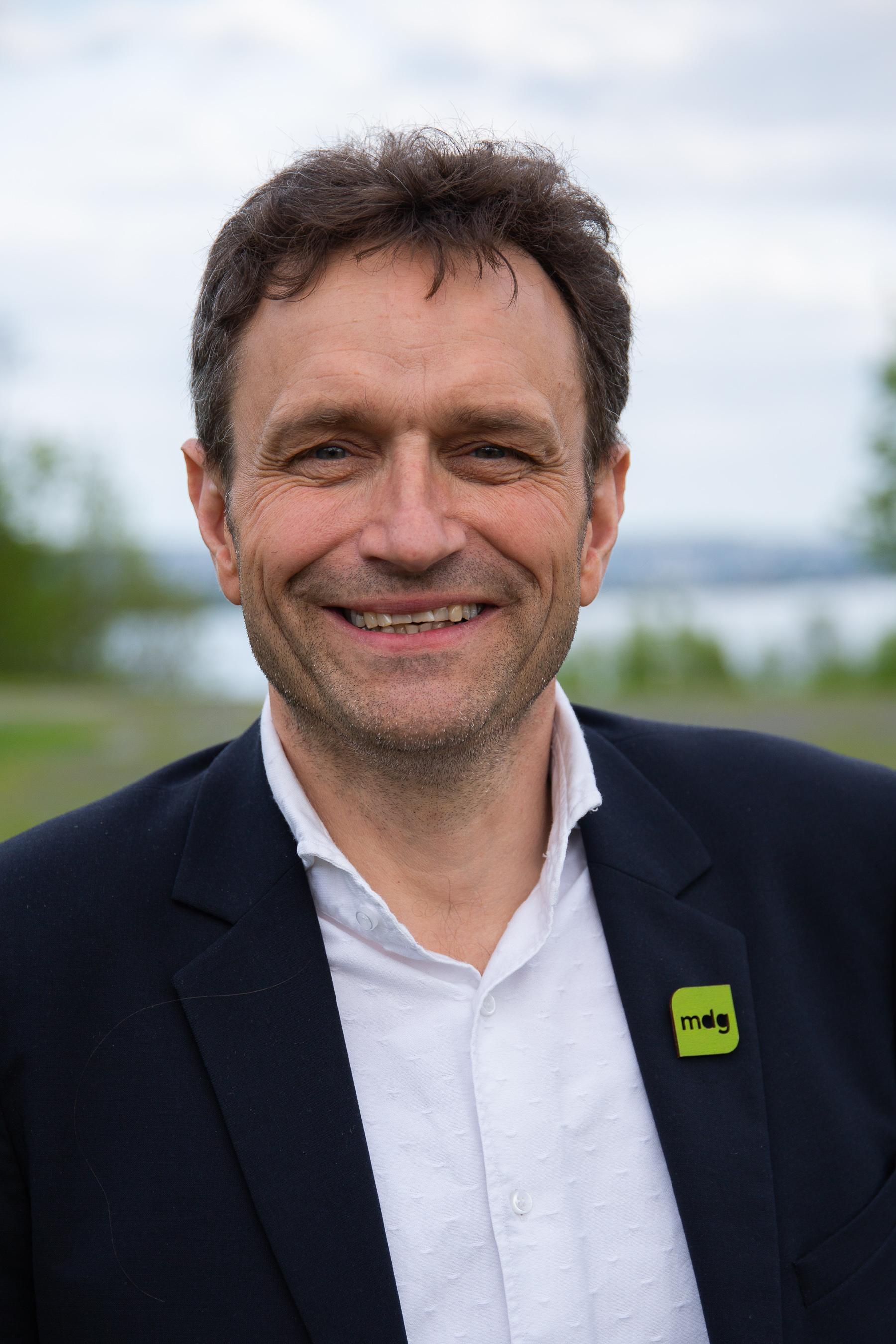 Arild Hermstad. MDG