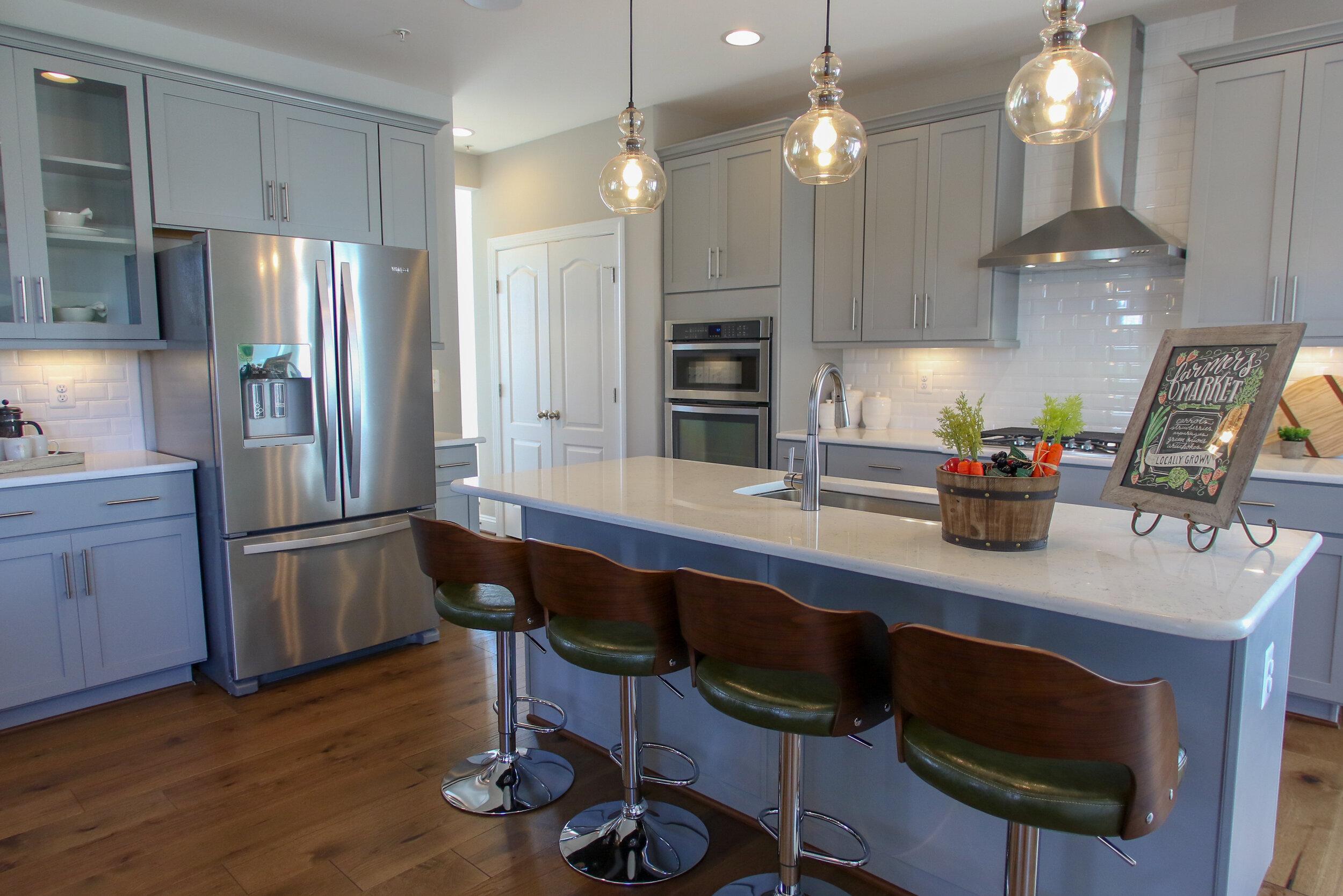 - Countertops • Backsplash • Accents — Washington West Design Center