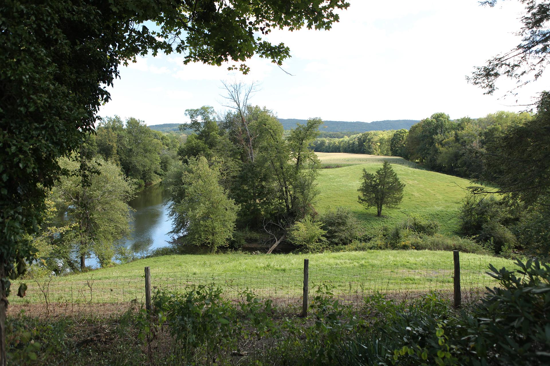 Farm Fields along the Rondout Creek
