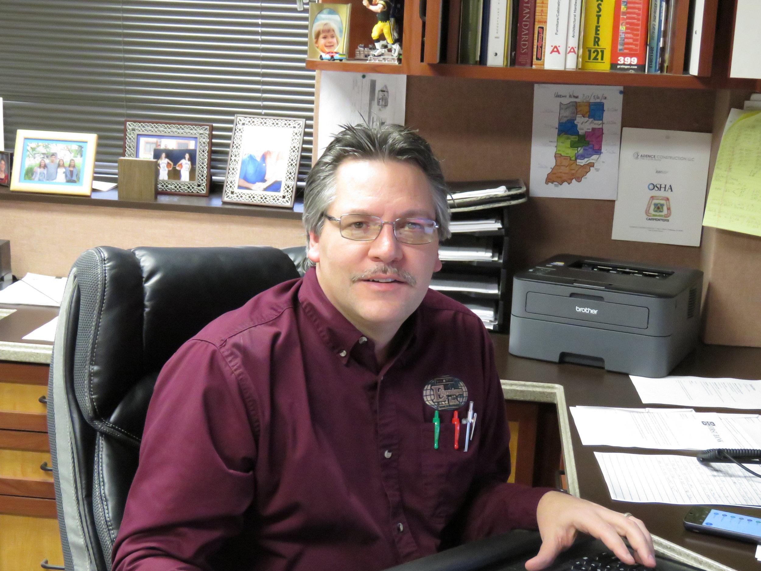 Scott Hasenour - President/Owner