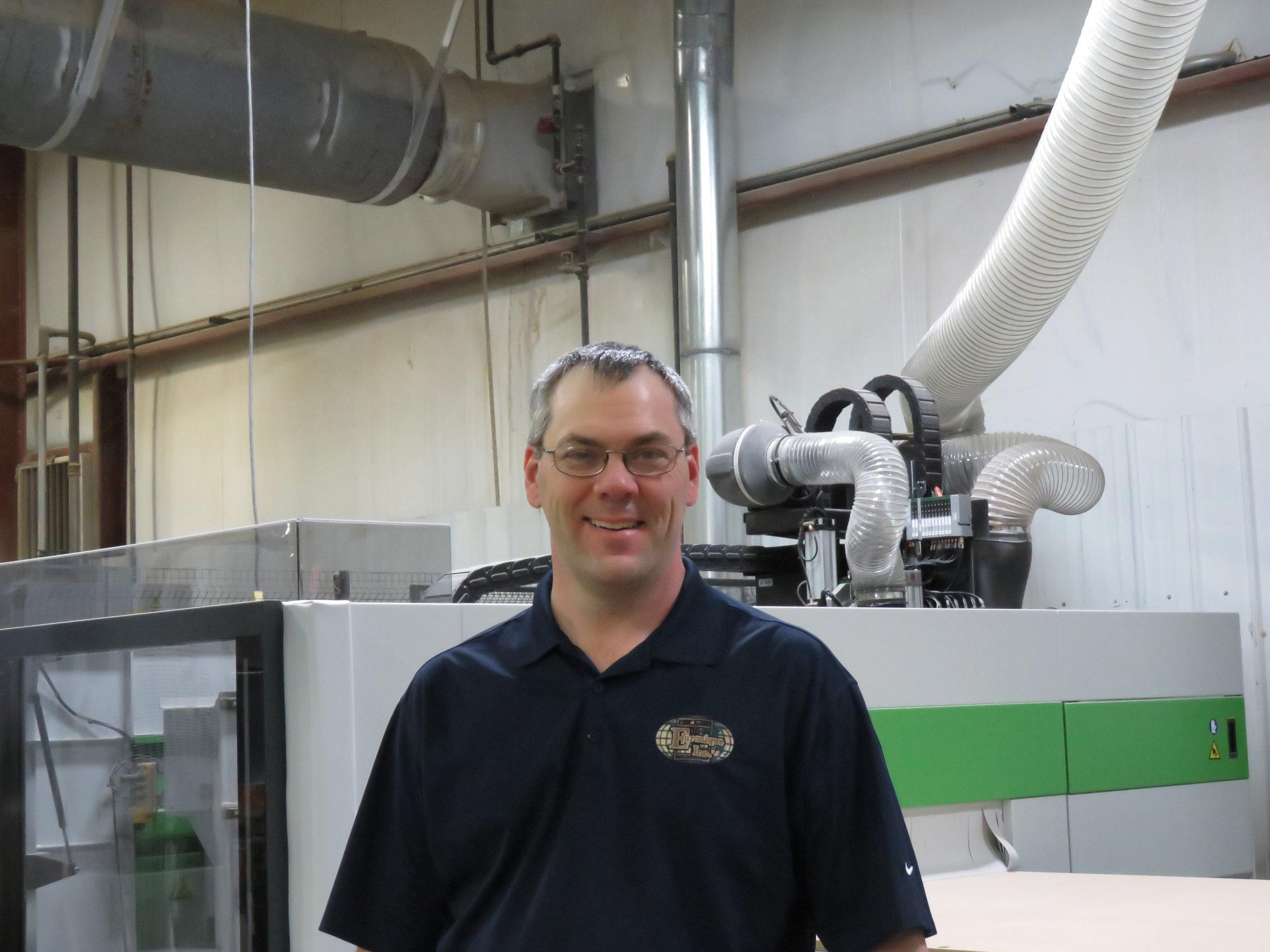 David Hasenour - Vice President/Owner