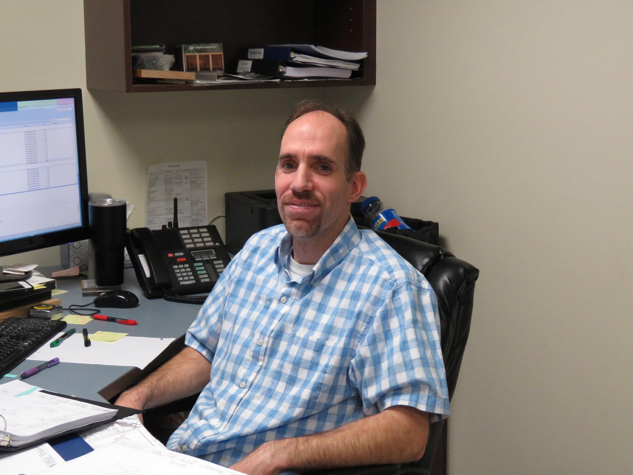 Jason Spindler - Lead Engineer