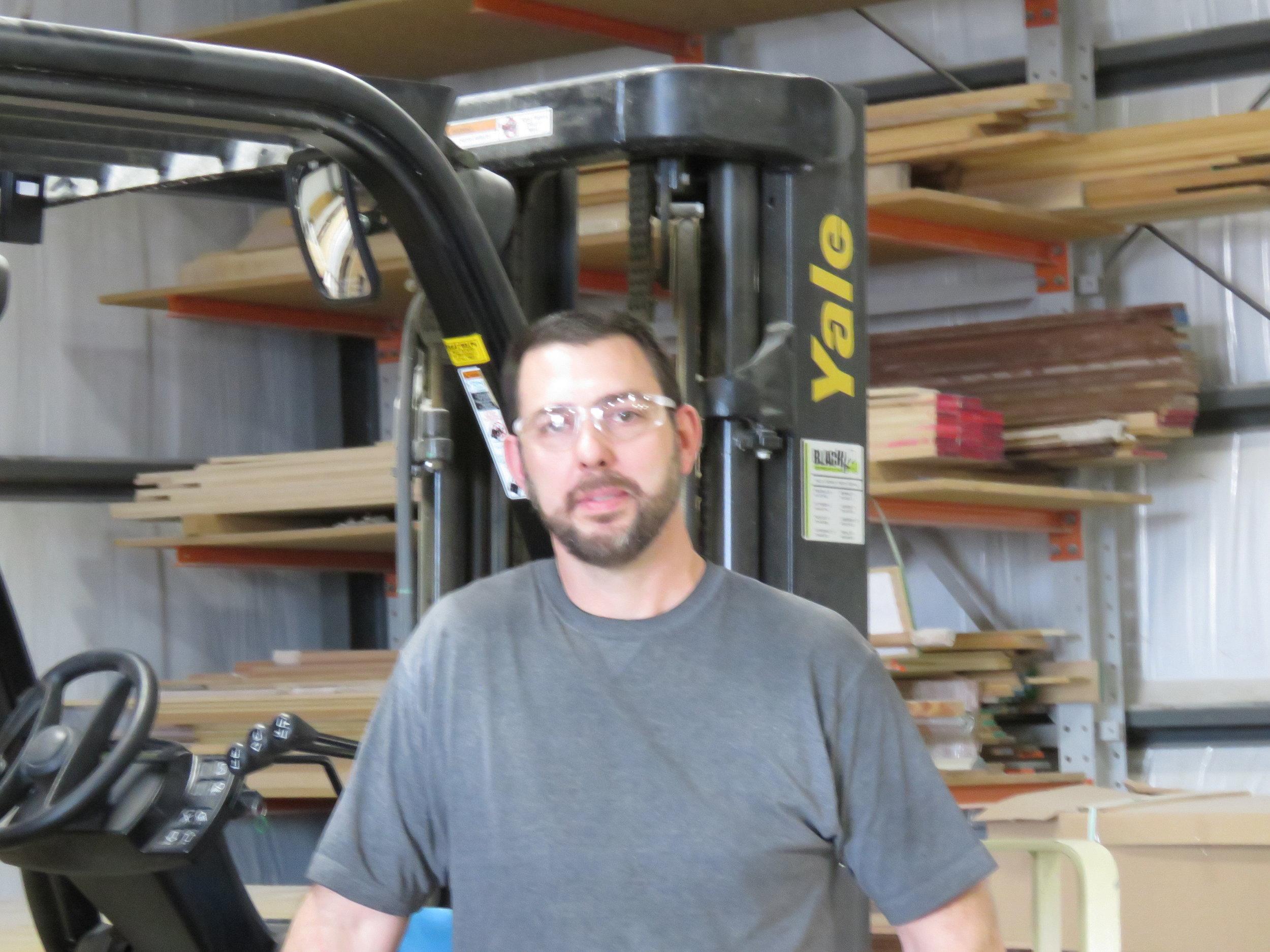 Lonnie Maihle - Shop Manager