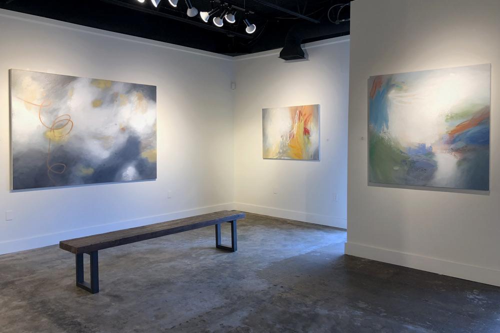 Pryor Fine Art, Atlanta GA 2018