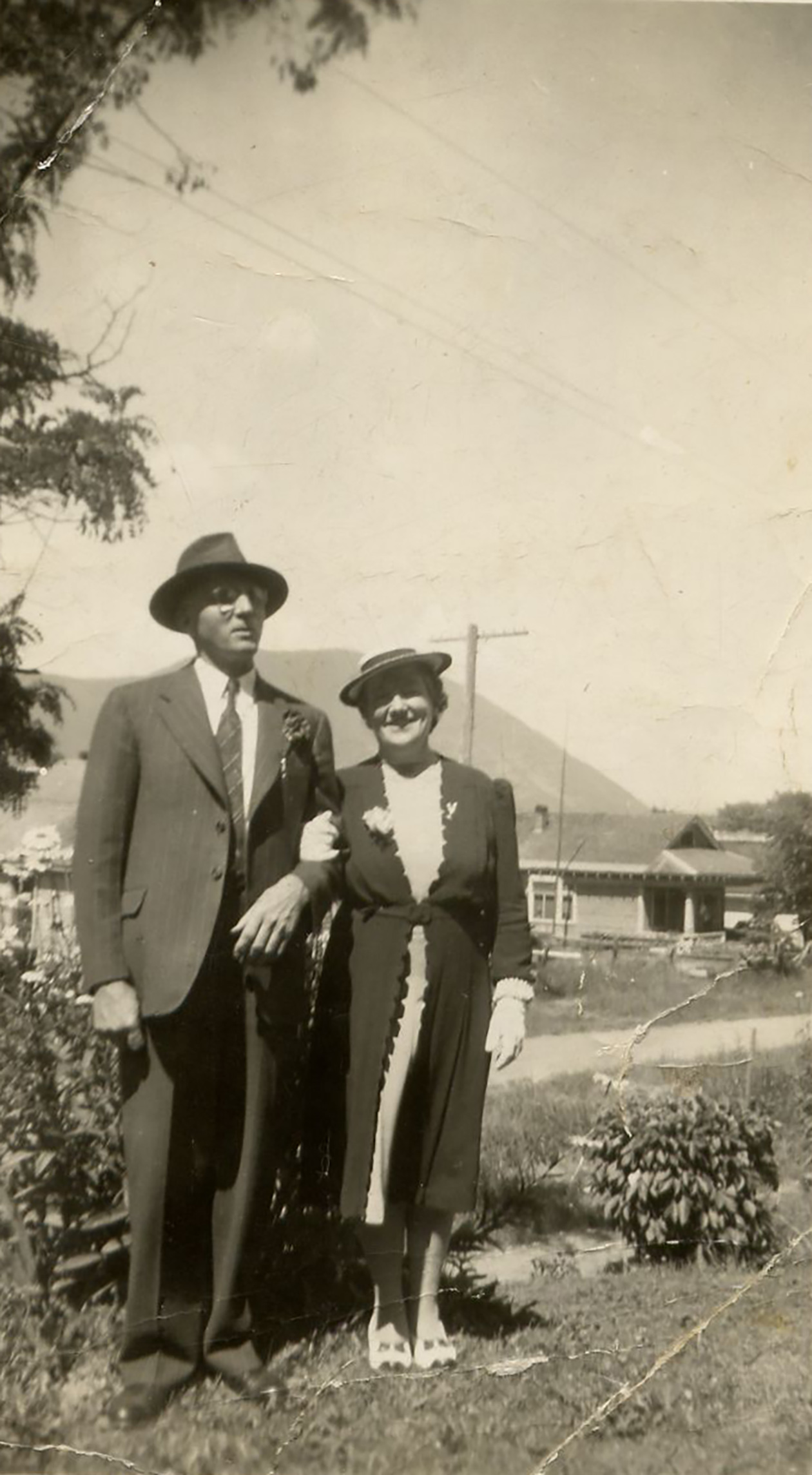 Dick and Mary Askew