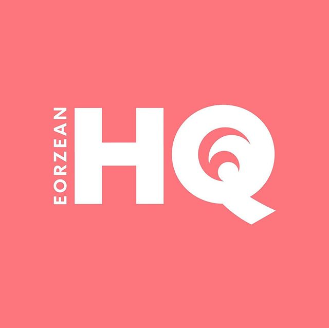 The rebranding of @eorzeanhq has been released and we worked so hard to make this a success! Congrats to my fellow editors, writers, photographers, and designers who helped make this possible! I'm so excited for what else is to come for the future of Eorzean HQ content! 🙌 #rebrand #branding #logo #graphicdesign