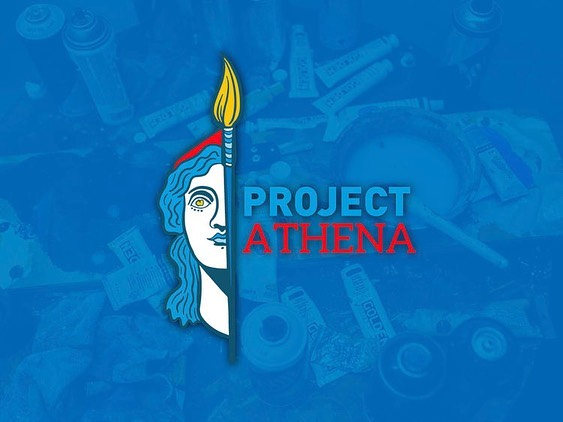 A brief peak at Project Athena—a brand fully informed and ready to help aid America's educational arts. Let's conduct a colorful future together. #graphicdesign #projectathena #procreate #illustration #branding #socialdesign