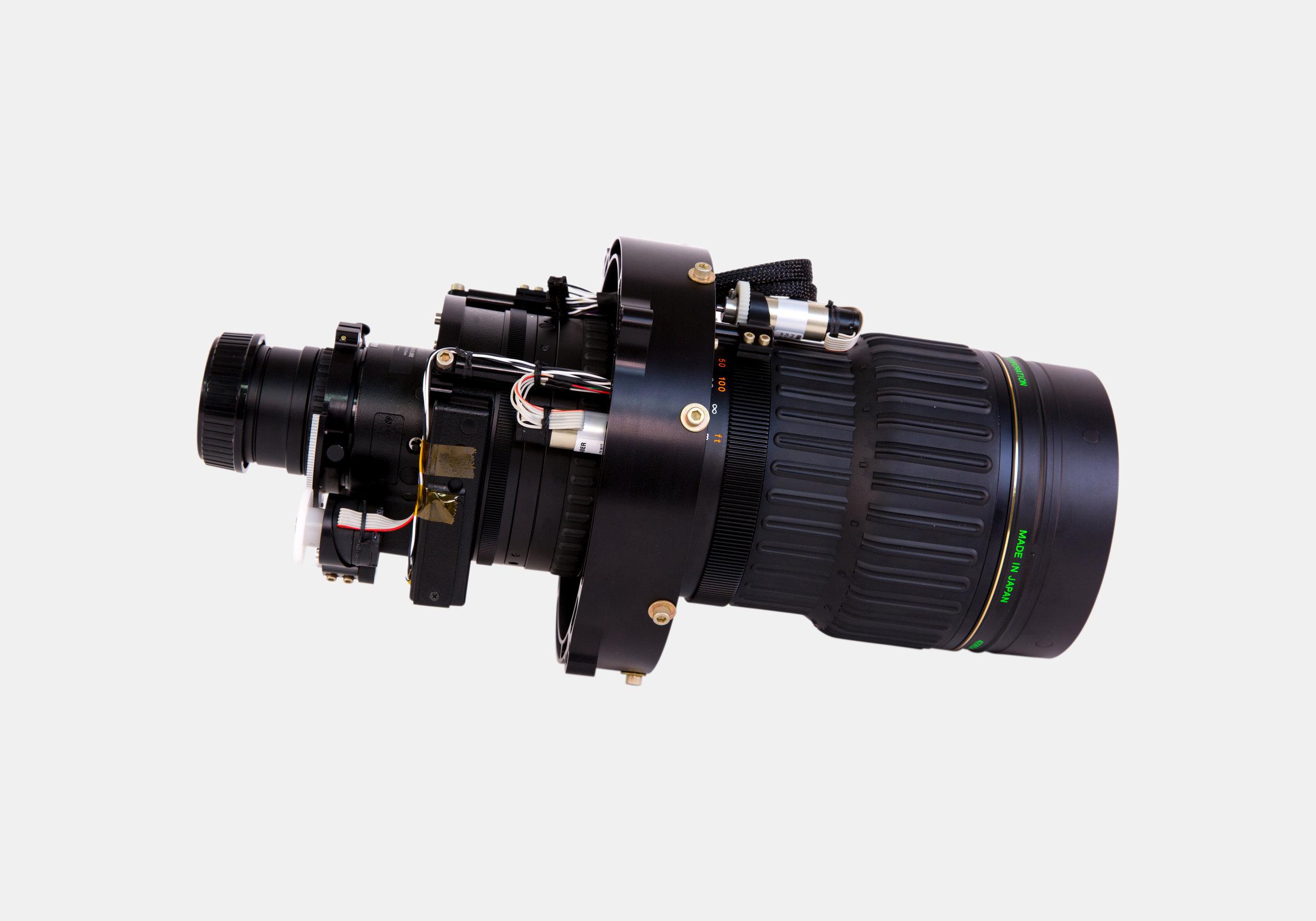broadcast lens kit -
