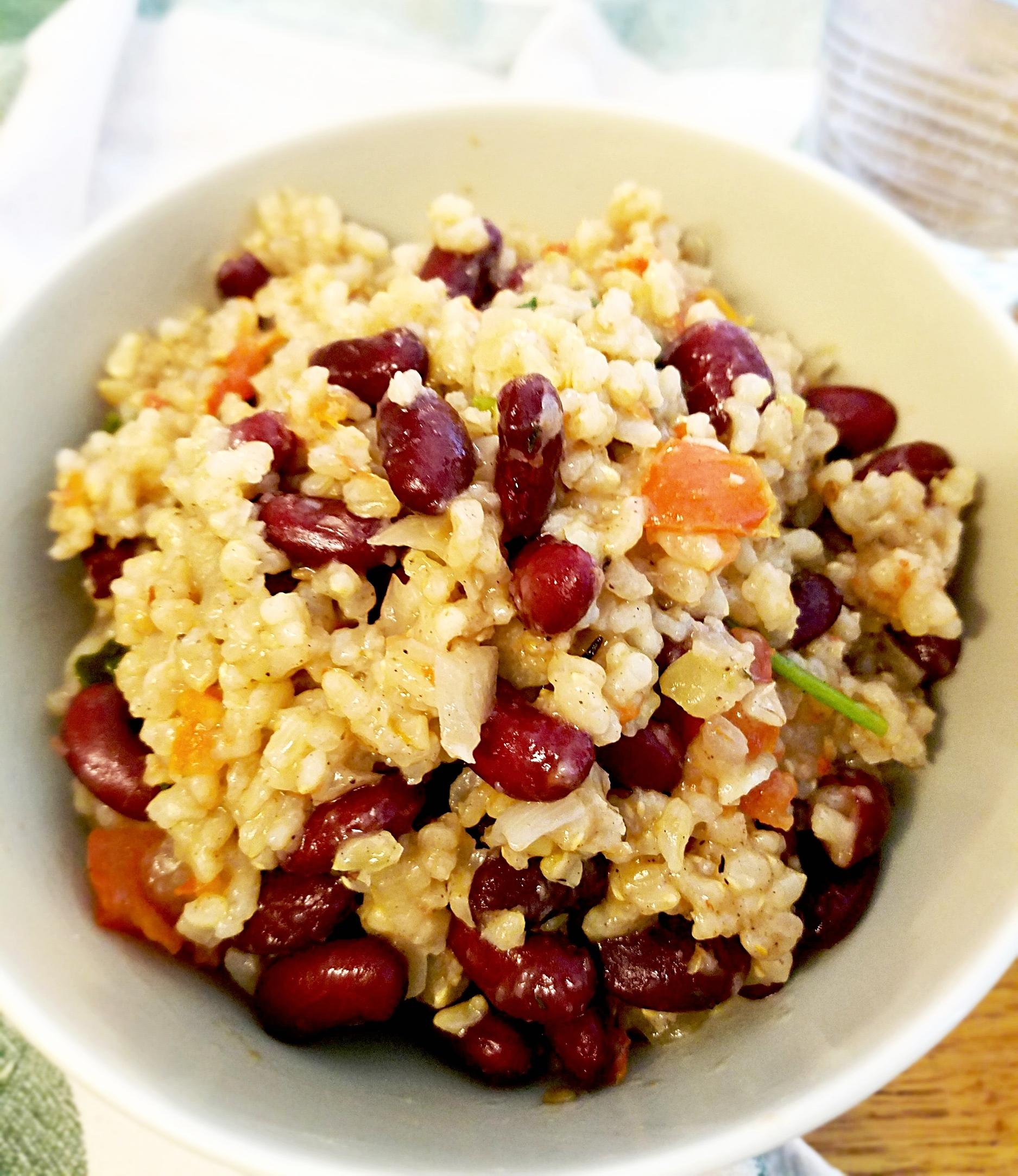 Slow Cooker Kidney Beans and Coconut Brown Rice4.jpg