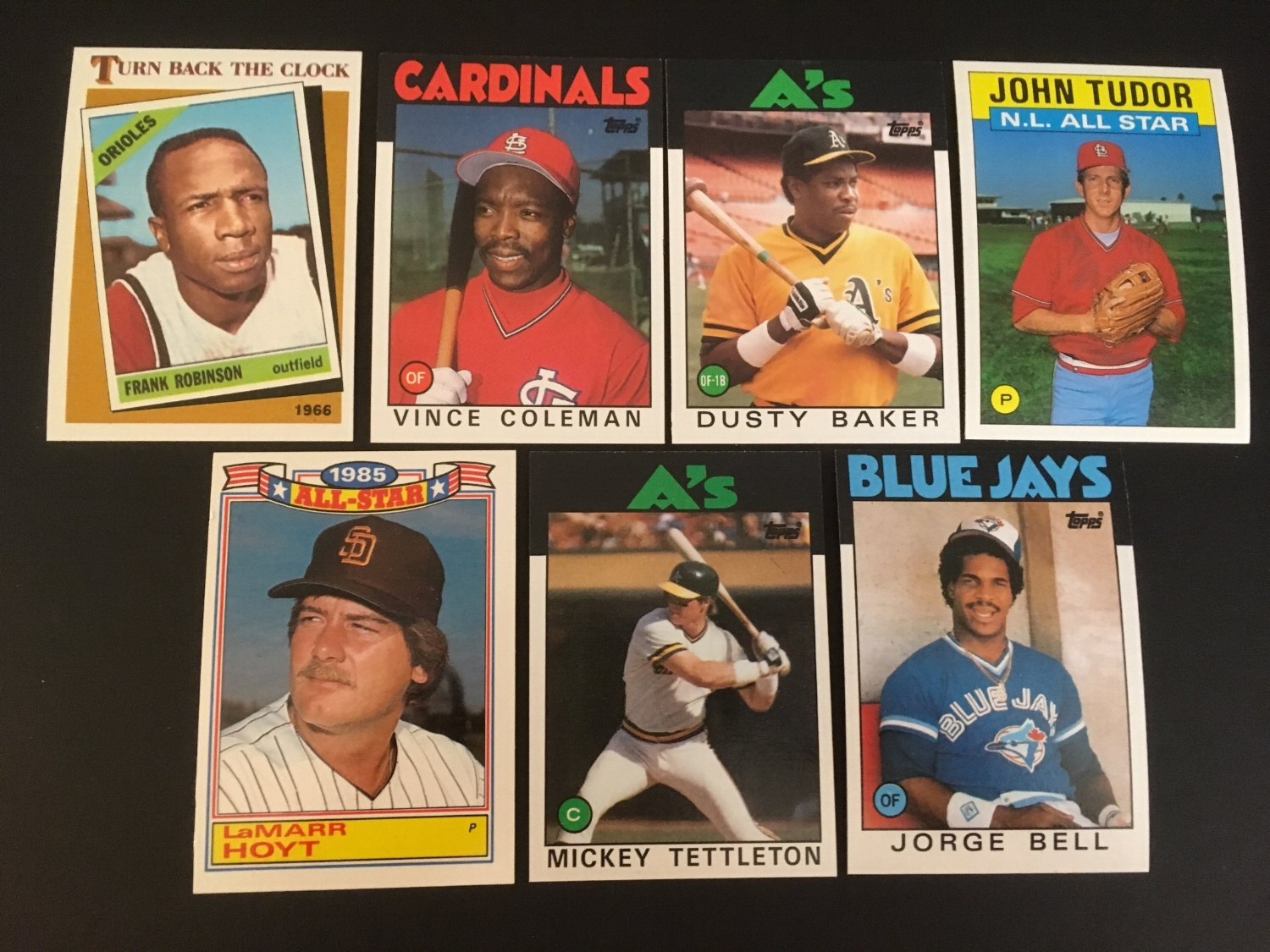 1986 Topps The Set That Started It All Waxpackhero