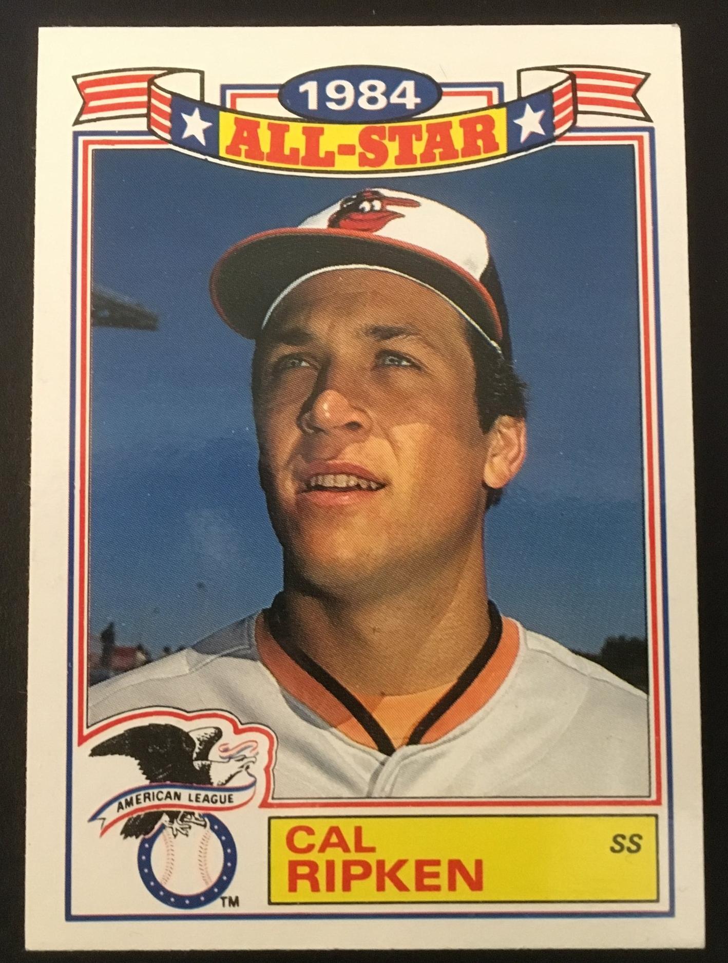 1985-topps-Cal-Ripken-Jr.-glossy-all-star