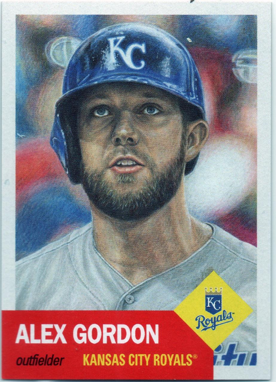 11. Alex Gordon (4,143) -