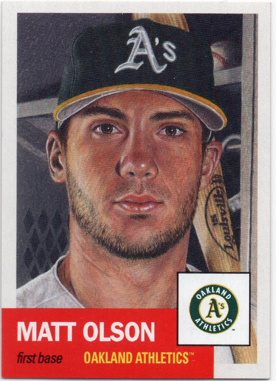 21. Matt Olson (9,631) -