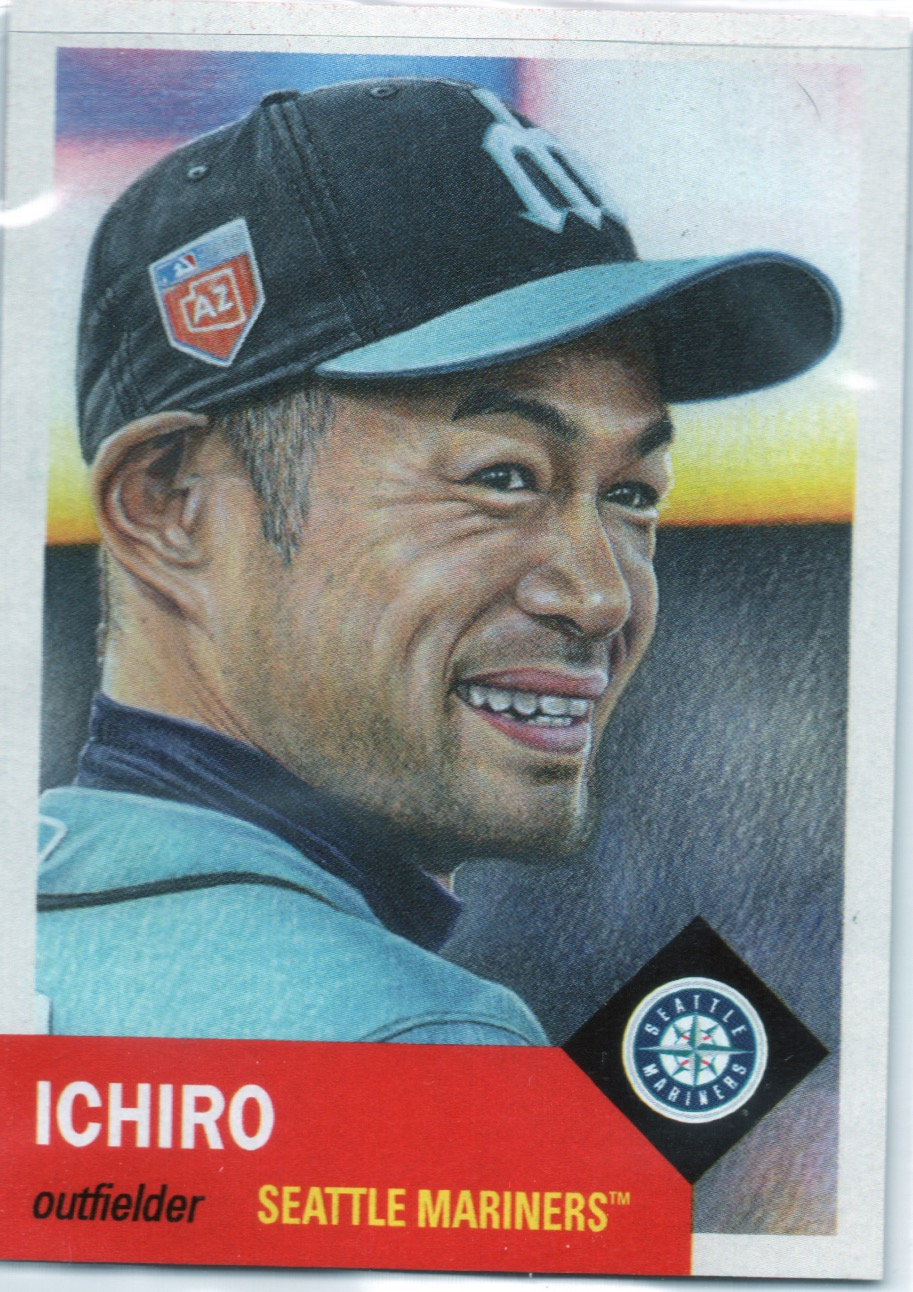 25. Ichiro (10,713) -