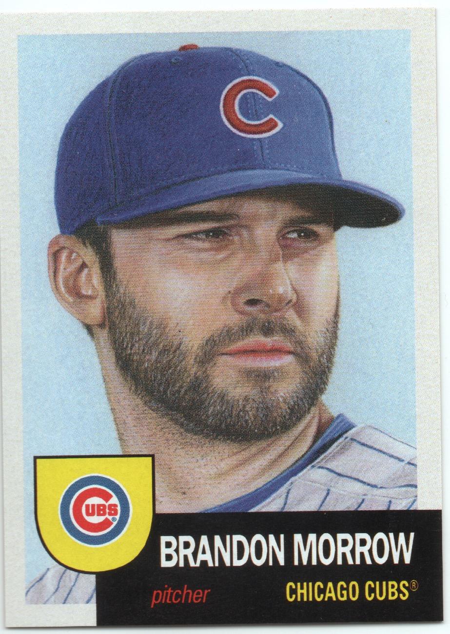 30. Brandon Morrow (5,585) -