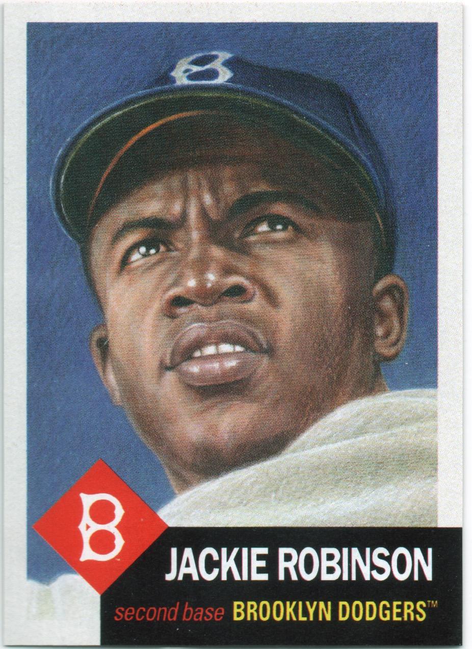 42. Jackie Robinson (13,147) -