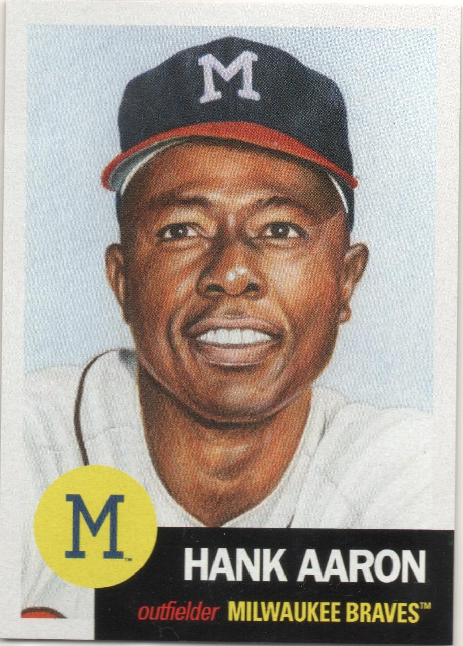 46. Hank Aaron (11,233) -