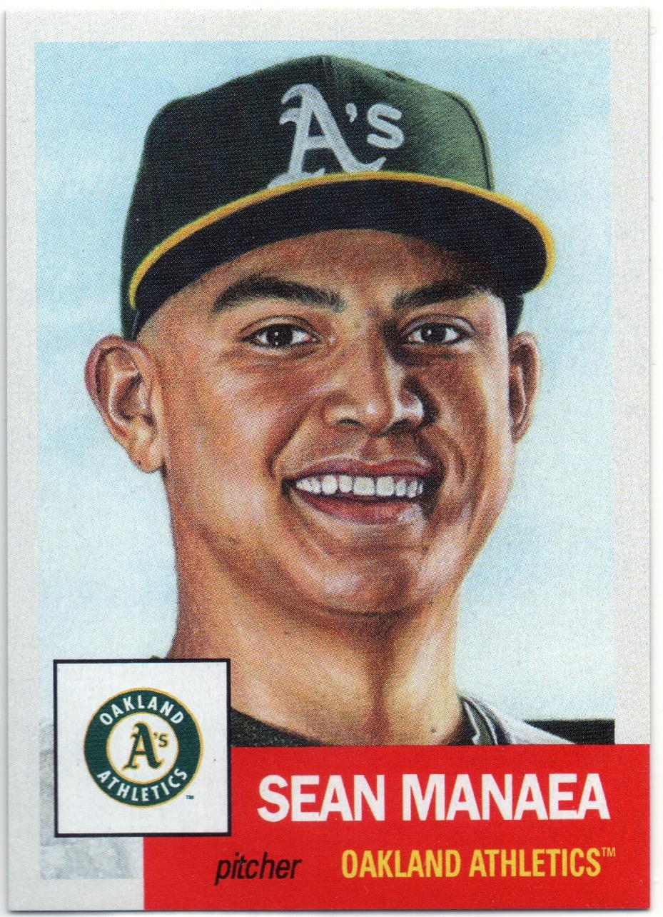 57. Sean Manaea (4,792) -