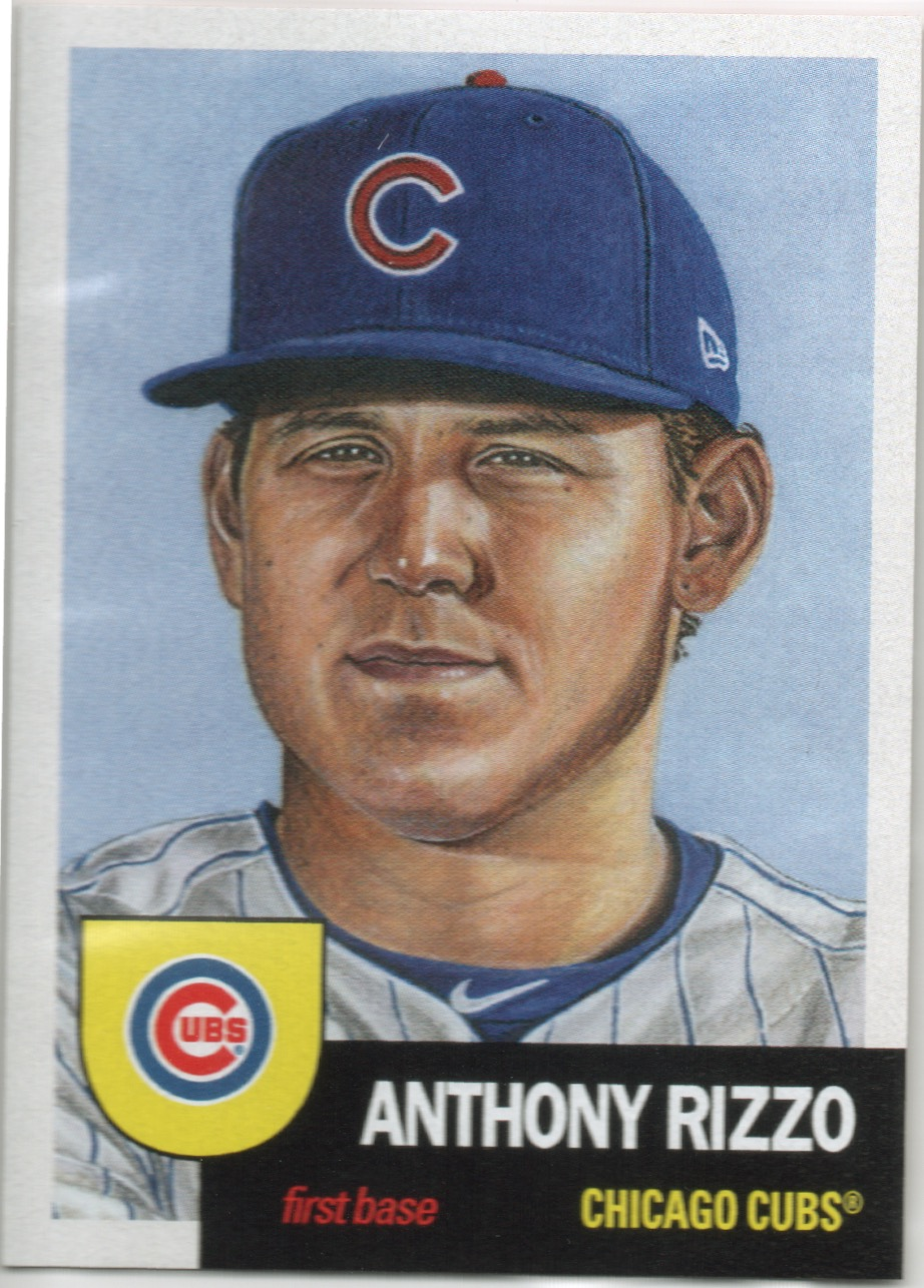 67. Anthony Rizzo (5,568) -