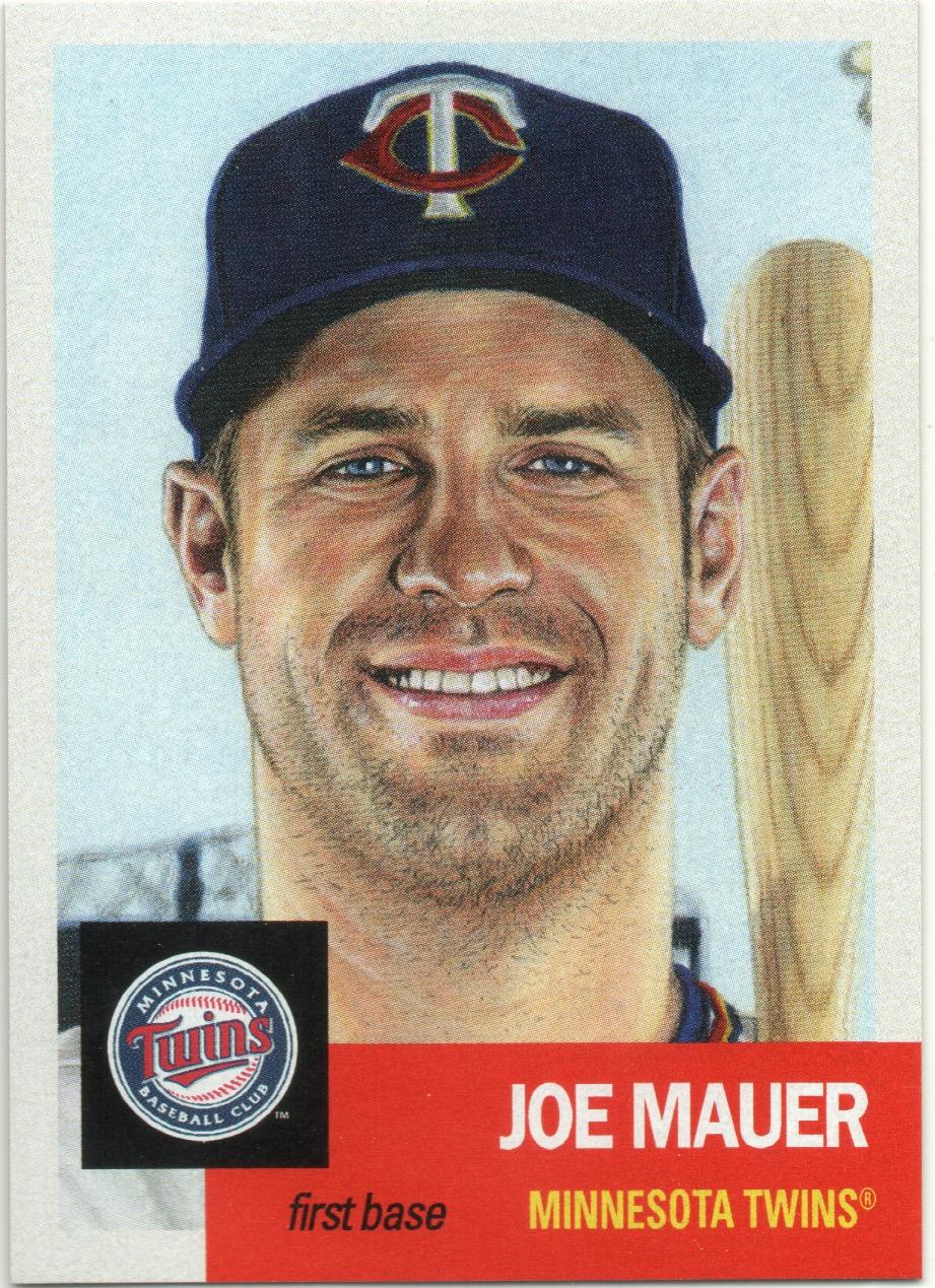 75. Joe Mauer (4,725) -