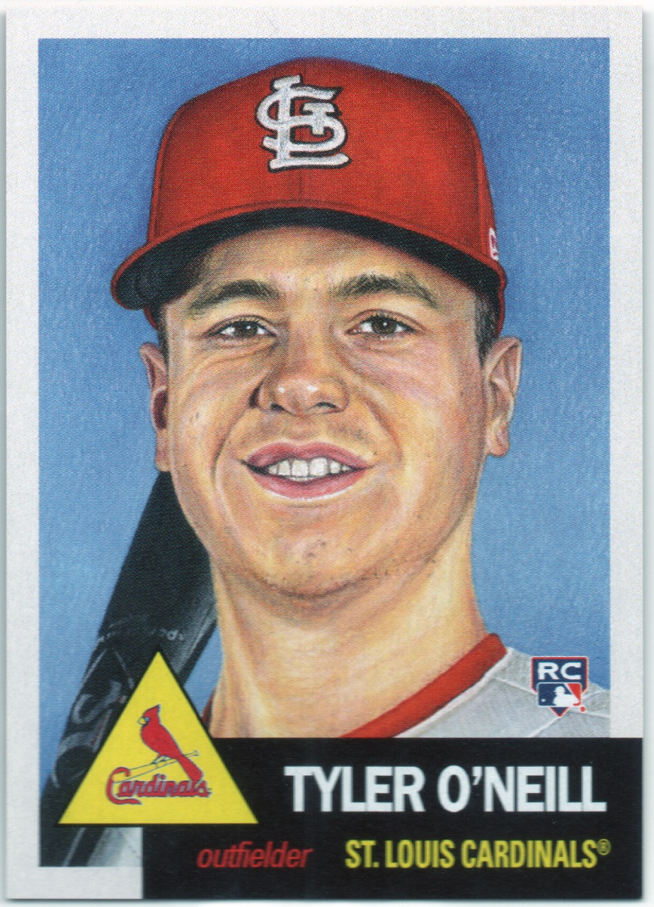 77. Tyler O'Neill (4,851) -