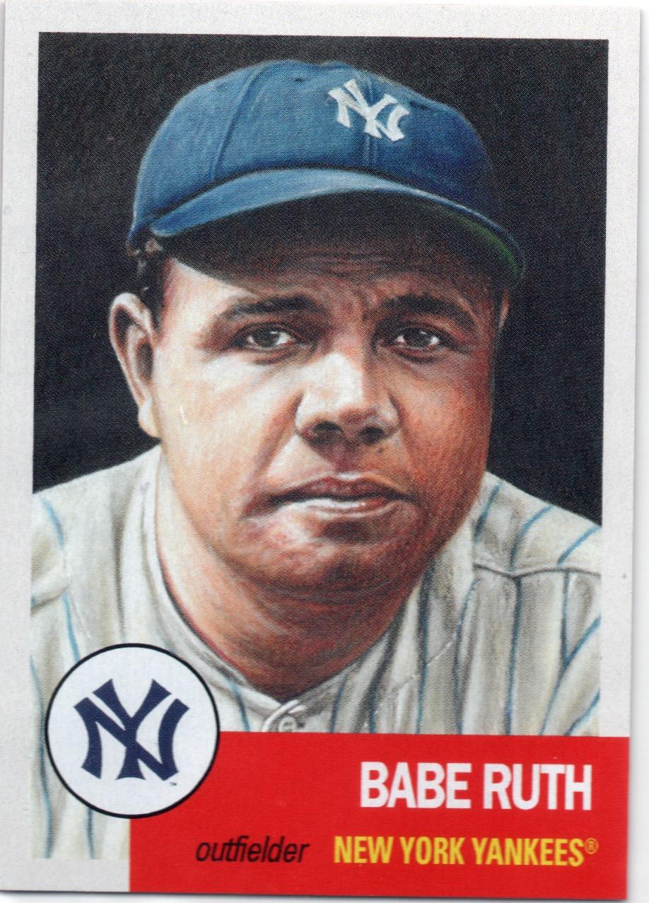 100. Babe Ruth (14,976) -