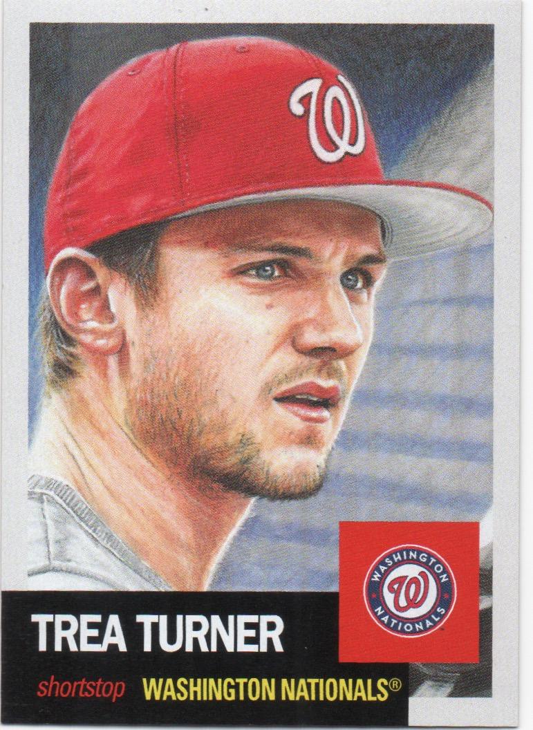 134. Trea Turner (3,402) -