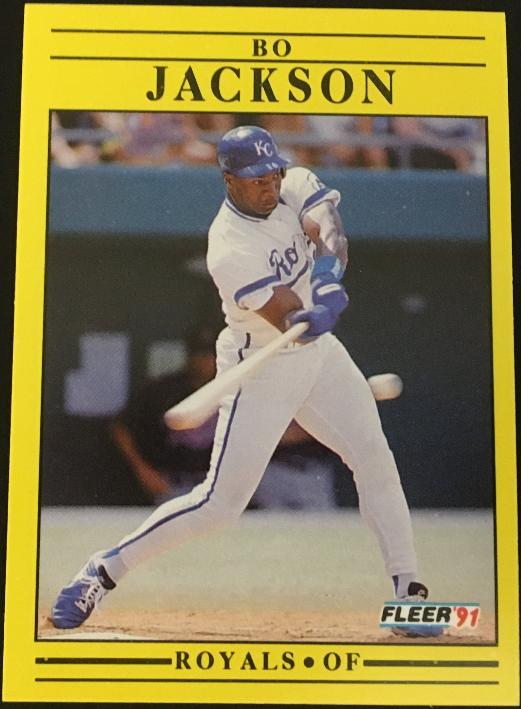 7 Awesome Bo Jackson Baseball Cards For Less Than 5 Waxpackhero