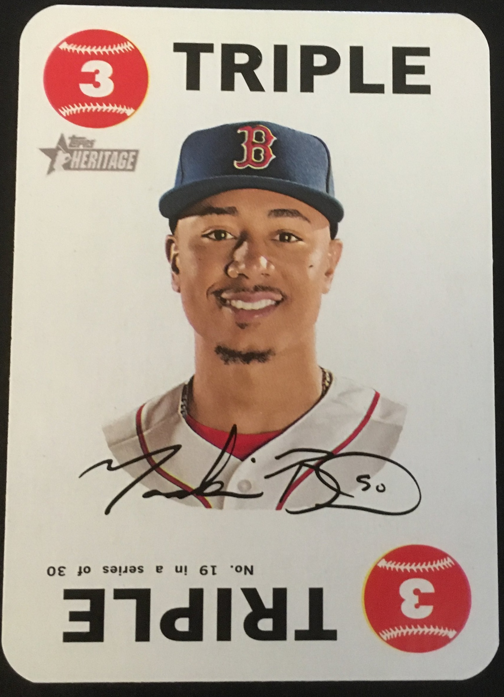 7 Awesome Mookie Betts Cards For Less Than 5 Waxpackhero