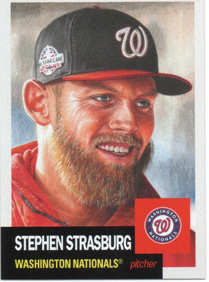 151. Stephen Strasburg (3,084) -