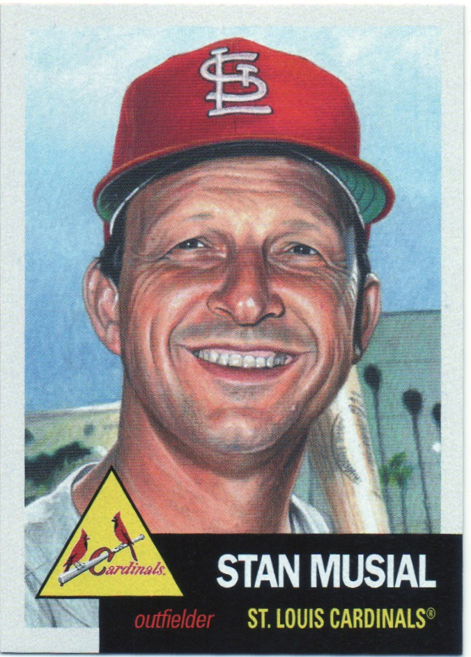 154. Stan Musial (4,575) -