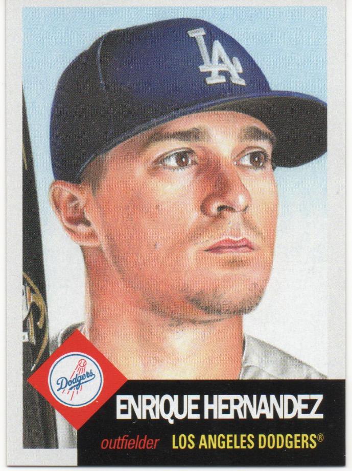 162. Enrique Hernandez (2,959) -