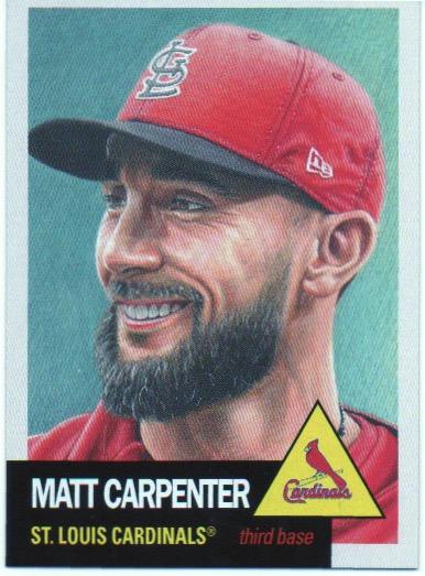 168. Matt Carpenter (2,833) -