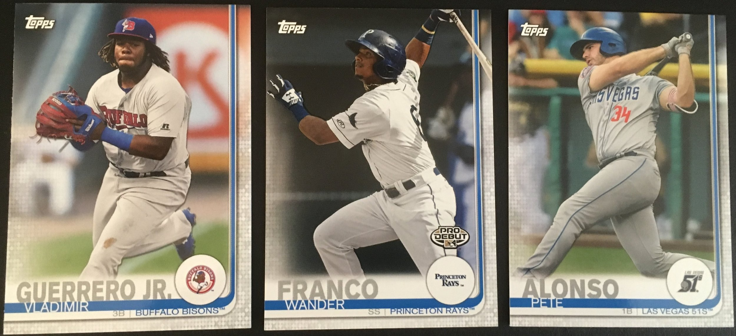 Vlad Jr., Wander, and Pete are a few of the notable names in the product!