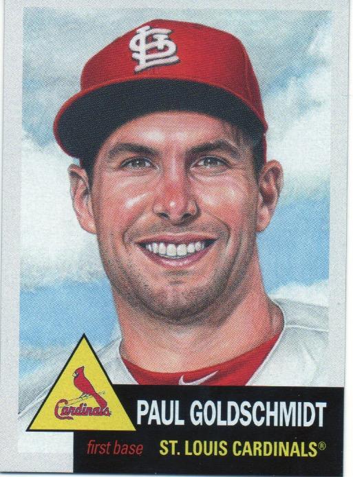 181. Paul Goldschmidt (3,098) -