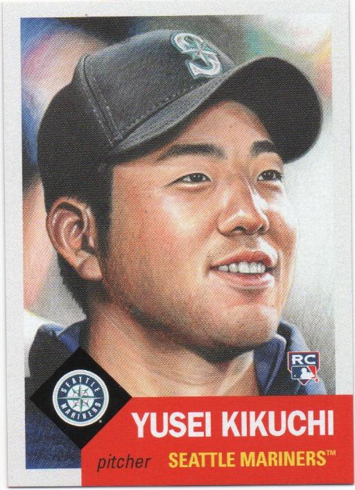 185. Yusei Kikuchi (3,640) -