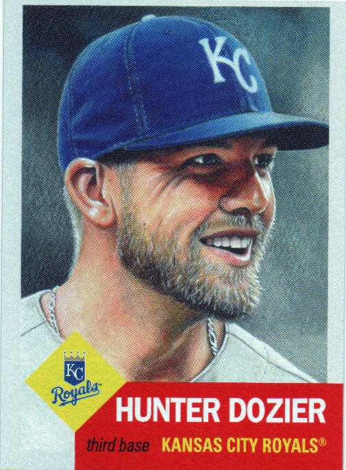 189. Hunter Dozier (2,879) -