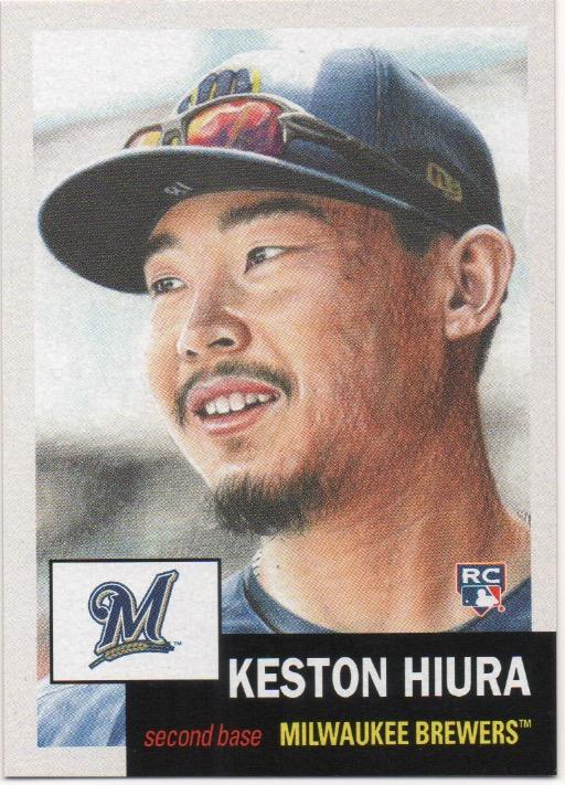 197. Keston Hiura (3,234) -