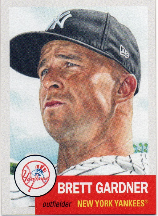 198. Brett Gardner (2,928) -